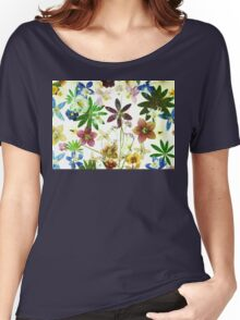 Floral May 2 Women's Relaxed Fit T-Shirt