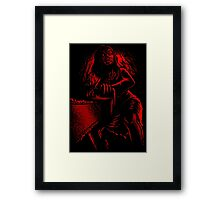 Feast on THIS! Framed Print
