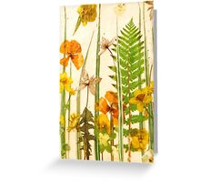 Floral Sunshine 2 Greeting Card