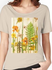 Floral Sunshine 2 Women's Relaxed Fit T-Shirt