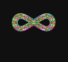 Infinity Psychedelic Symbol  Unisex T-Shirt