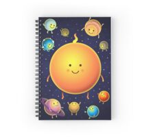 Space Friends Spiral Notebook