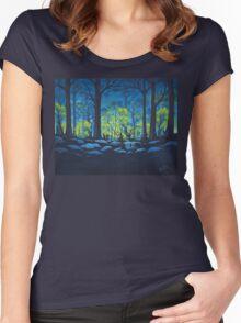 A Midsummer Night's Dream Women's Fitted Scoop T-Shirt