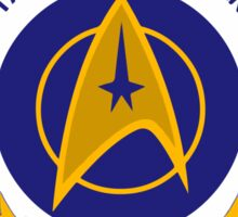 United Federation of Planets Sticker