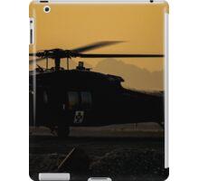 US Army Blackhawk Medic helicopter iPad Case/Skin