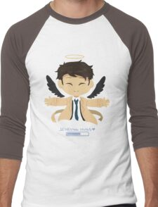 Cas Hugging Men's Baseball ¾ T-Shirt