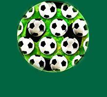 Soccer Ball Football Pattern Unisex T-Shirt