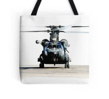 US Army Special Forces MH-47 Chinook Tote Bag