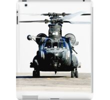 US Army Special Forces MH-47 Chinook iPad Case/Skin