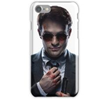 Matthew Murdock - Daredevil iPhone Case/Skin