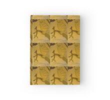 Tangled Owl Hardcover Journal