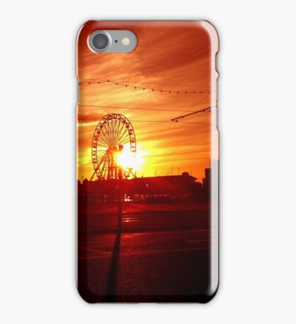 Blackpool Pier iPhone Case/Skin