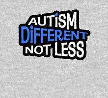 Autism Different Not Less - Autism Awareness Unisex T-Shirt