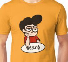 Weary Unisex T-Shirt