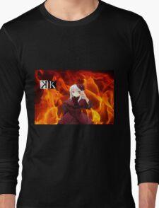 Anna Fire Long Sleeve T-Shirt