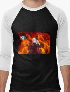 Anna Fire Men's Baseball ¾ T-Shirt