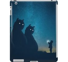 The Gift (blue) iPad Case/Skin