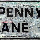 Penny Lane Sticker by ImageMonkey