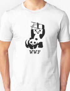 Rasslin Pandas - Funny T-Shirts Unisex T-Shirt