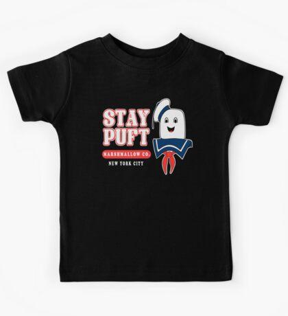 Stay Puft Marshmallow Kids Tee