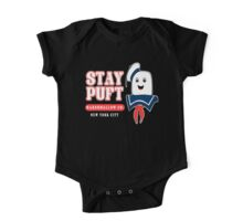 Stay Puft Marshmallow One Piece - Short Sleeve