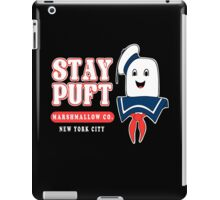 Stay Puft Marshmallow iPad Case/Skin