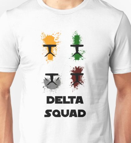 Republic Commando - Delta Squad Unisex T-Shirt