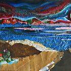 Plastic Ocean by Shawna Rowe