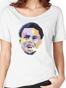 Steph Curry ART Women's Relaxed Fit T-Shirt