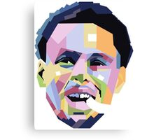 Steph Curry ART Canvas Print