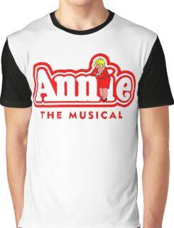 Annie the Musical Graphic T-Shirt