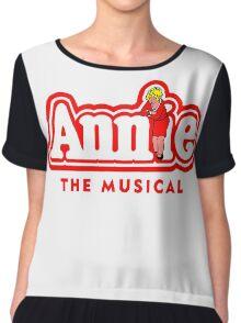 Annie the Musical Chiffon Top