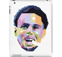 Steph Curry ART iPad Case/Skin