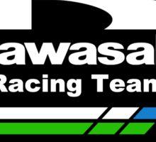 Green Team Sticker