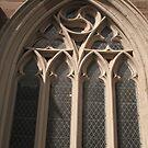 St John's Kirk window by KMorral