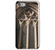 St John's Kirk window iPhone Case/Skin