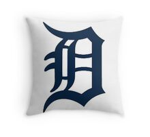 Detroit Tigers  Throw Pillow