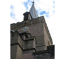 St John's Kirk Perth Photographic Print