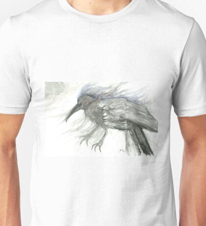 Spectral Raven Unisex T-Shirt