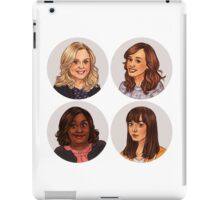 Parks and Recreation ladies iPad Case/Skin