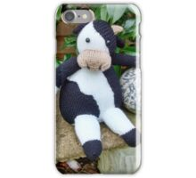 Stop mooing around iPhone Case/Skin