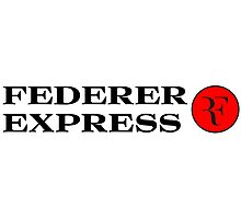 Roger Express Photographic Print