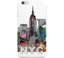 NYC Graffiti iPhone Case/Skin