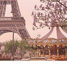 I Love Paris in the Springtime by cinn