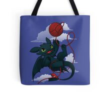 Dragons just wanna get fun - day version Tote Bag