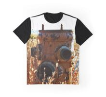 Fire Hydrant | Great River, New York Graphic T-Shirt
