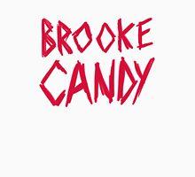 Brooke Candy - Red Brush Logo Classic T-Shirt