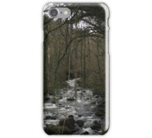 Reaching for water iPhone Case/Skin