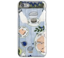 Blueberry Scones iPhone Case/Skin