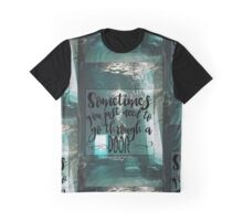 sometimes Graphic T-Shirt